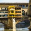 Street. Florence, Ponte Vecchio