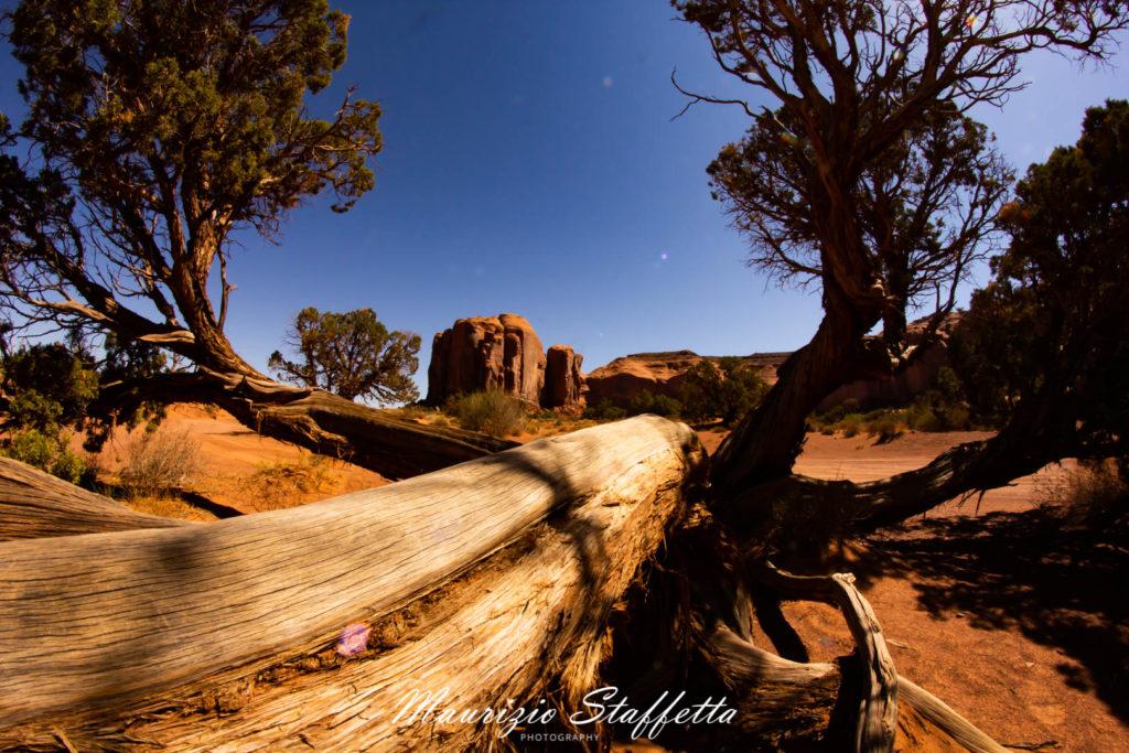 Landscapes. Monument Valley
